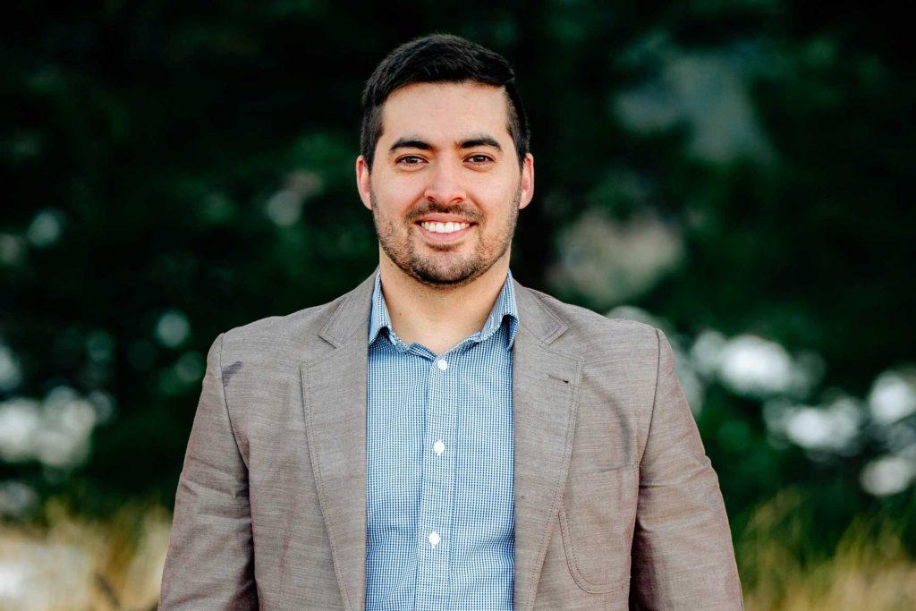 Bridge Engineer Luis Duque Podcast Host and Volunteer